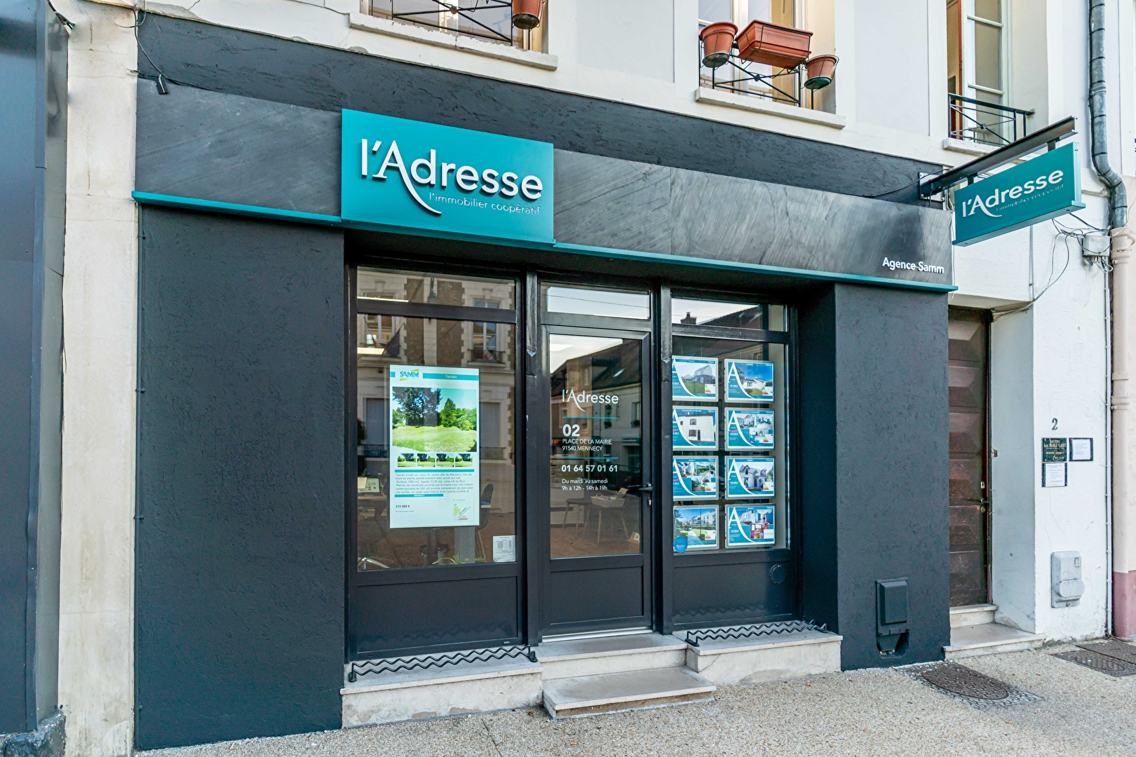 L'ADRESSE - Mennecy (91540)